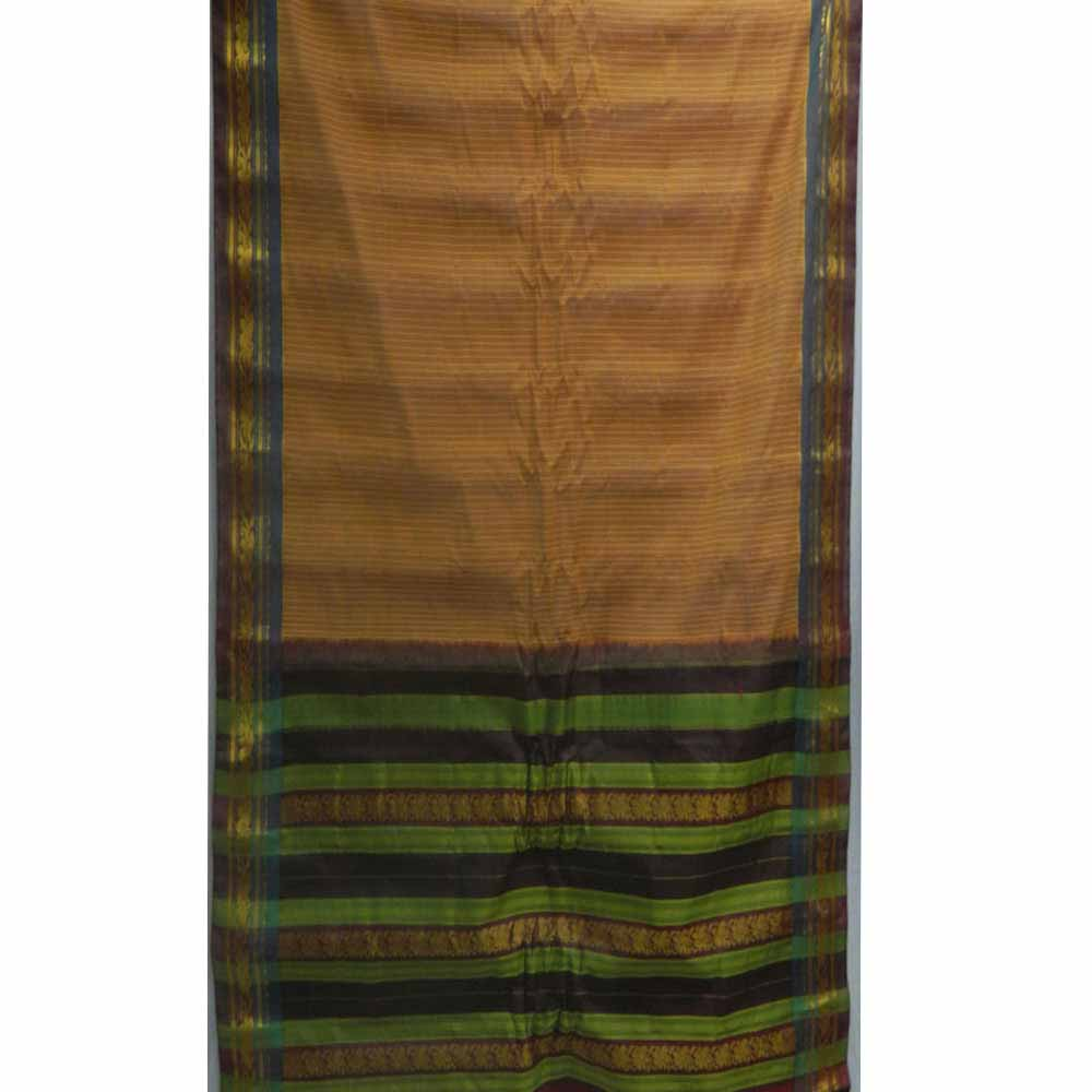 Gadwal Cotton Saree