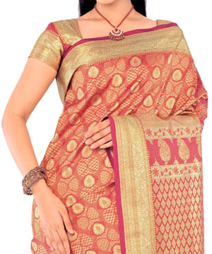 Kanchipuram Sarees-Kanchipuram Silk Saree