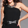 Black Glam Dress for Women