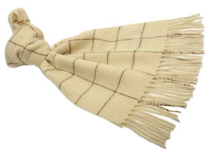 Orosilber 100% Wool Muffler for Men