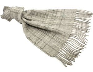 Orosilber 100% Wool Muffler for Men