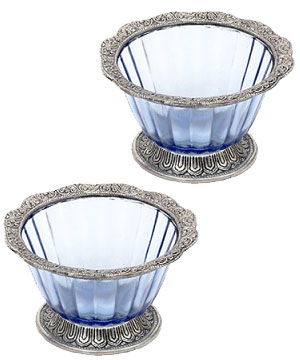 Multiutility Glass Bowls - Set of 2