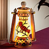 Gift Marble Lantern with Gold Work on Diwali