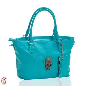 Dodger Blue Tote Bag