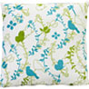 Meadow Print Cotton Cushion Cover