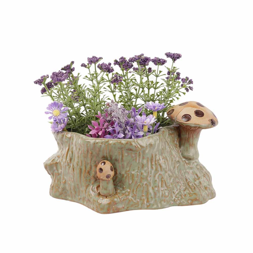 Unique Mashroom Style 9 CM Planter Pot