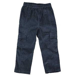 Navy Corduroy Pant for Boys