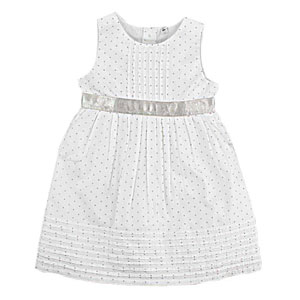 Beautiful Lace White Dress for Girls