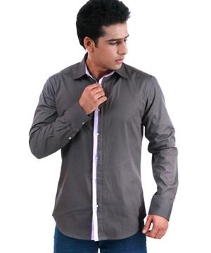 Casual Shirts-Pure Cotton Casual Wear Shirt