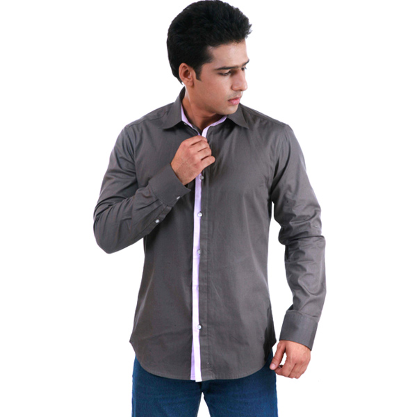 Pure Cotton Casual Wear Shirt