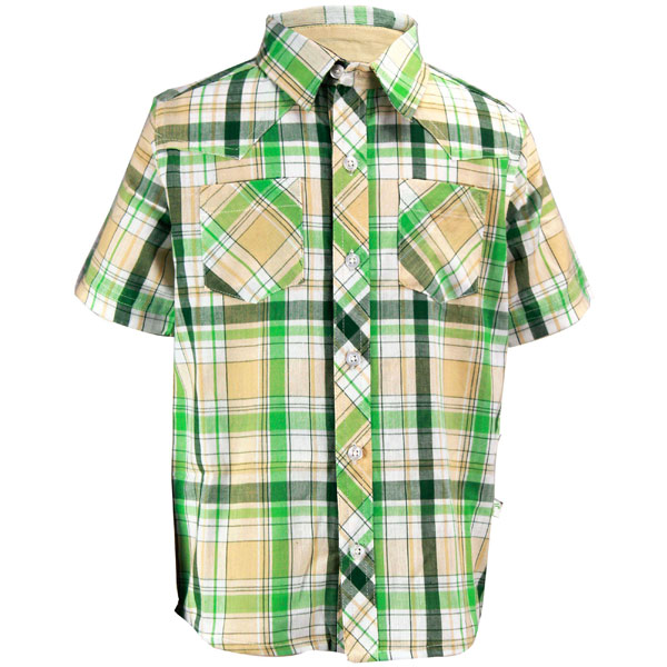 Multicolor Check Shirt For Kids