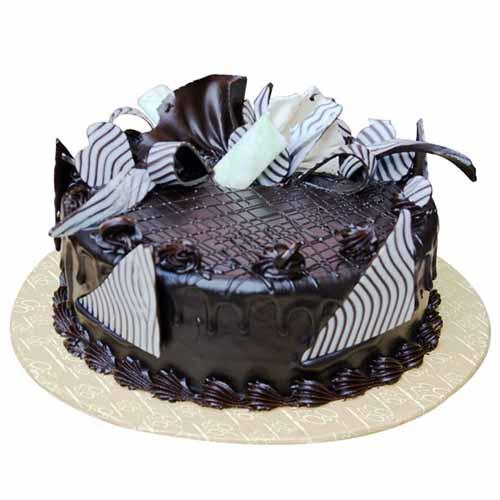 Chocolate Cream Cake- Chandigarh Special