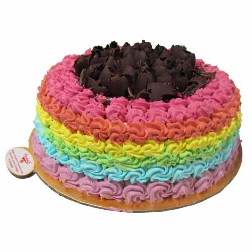 MultI Layer cream Cake - Chandigarh Special