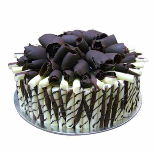 Choco Cream Cake - Chandigarh Special