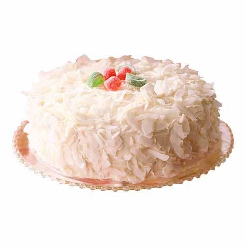 Cream Layer Cake - Chandigarh Special