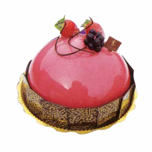 Happy Birthday Cake - Chandigarh Special