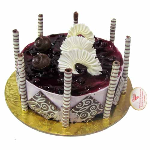 Blueberry Cake - Chandigarh Special