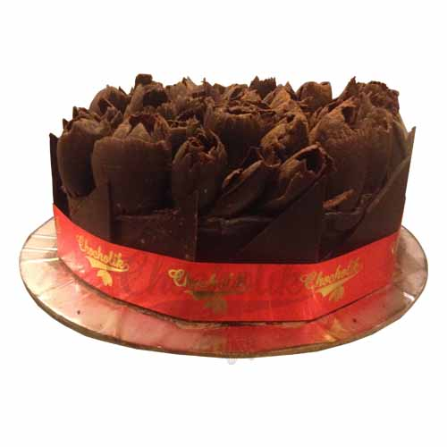 Chocholik Special Black Forest Cake - Chandigarh Special