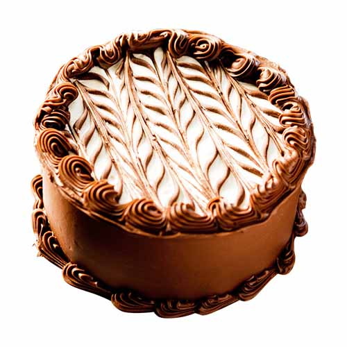 Chocolate Sour Cream Cake - Chandigarh Special