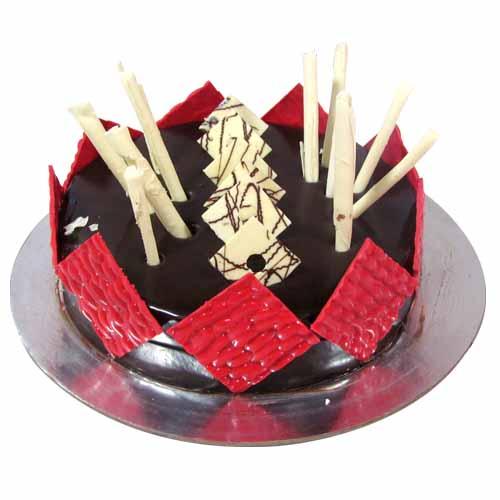 Chocolate Design cake - Chandigarh Special