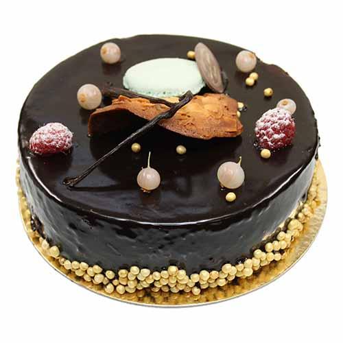 Creative Art Cream Cake - Chandigarh Special