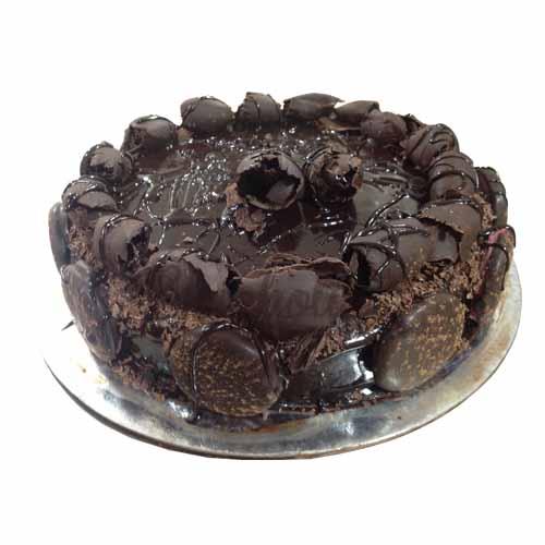 Chocolate Truffle Cake - Chandigarh Special