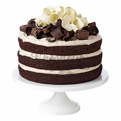 Chocolaty Layer Cake - Chandigarh Special