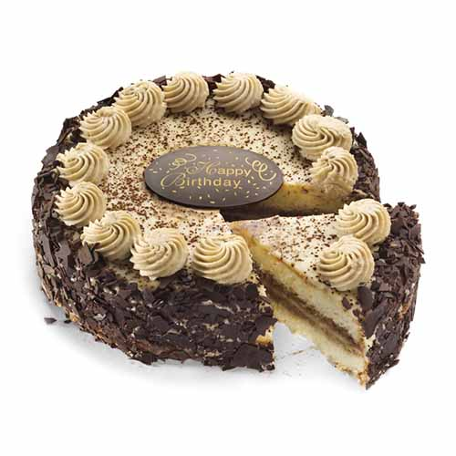 Exotic Choco Cream Cake - Chandigarh Special