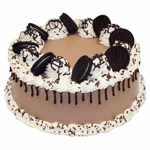 Oreo Cookie & Cream Cake - Chandigarh Special