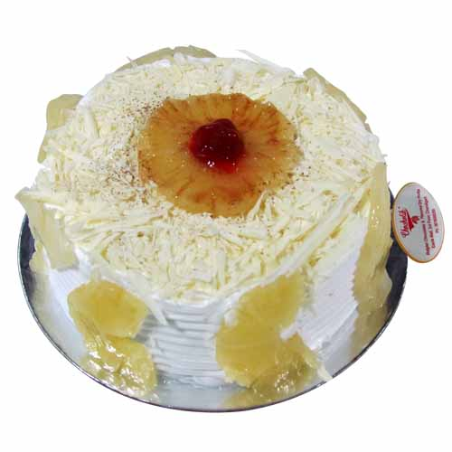 Pineapple Cake - Chandigarh Special