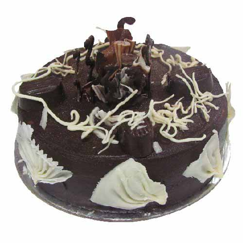 Rich Chocolate Cake - Chandigarh Special