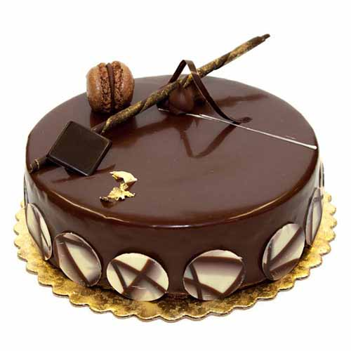 Rich Choco Cream Cake - Chandigarh Special