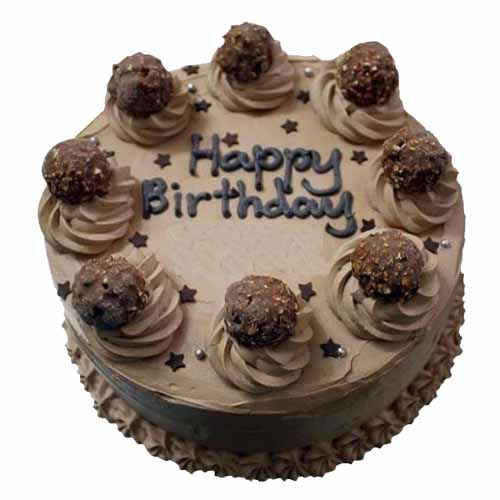 Special Chocolate Birthday Cake - Chandigarh Special
