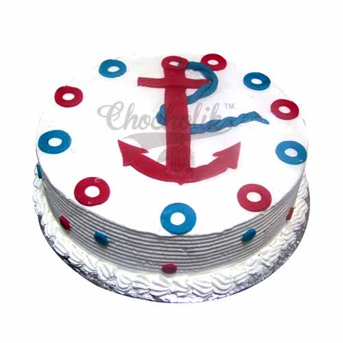 Ship Stopper Cake - Chandigarh Special