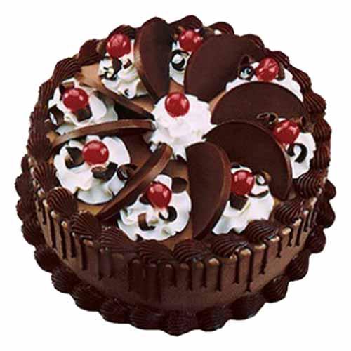 Yummy Chocolate Cake - Chandigarh Special