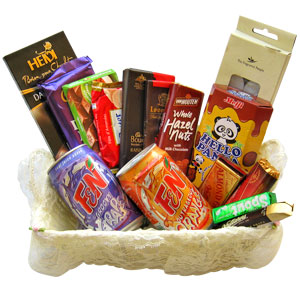 Gourmet Hampers-Exotic Gourmet Collection