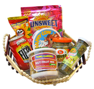 Gourmet Hampers-Cocktail Accompaniments Hamper