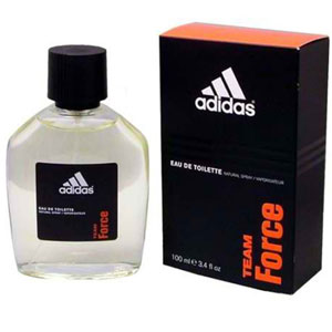 Men's Fragrances-Adidas Team Force EDT for Men