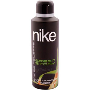 Nike Green Storm Deo for Men