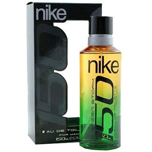 Nike Green Storm EDT Spray for Men