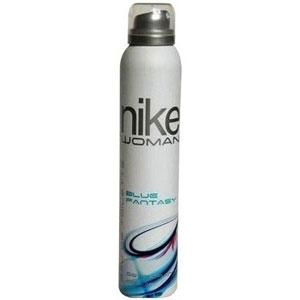 Deodorants & Antiperspirants-Nike Blue Fantasy Deo for Women