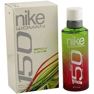 Women's Fragrances-Nike Spicy Love EDT Spray for Women