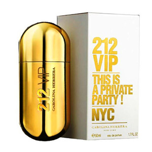 Carolina Herrera 212 Vip Perfume For Women