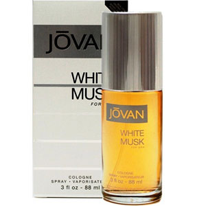 Jovan White Musk Cologne for Men