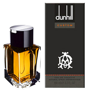 Men's Fragrances-Dunhill Custom EDT for Men
