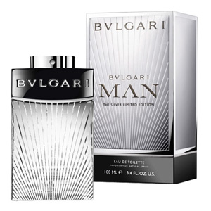 Bvlgari The Silver Edition EDT for Men