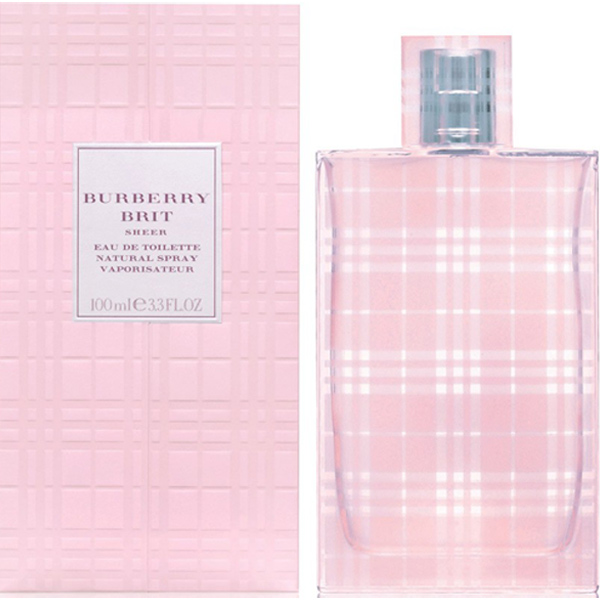 Burberry Brit Sheer EDT Perfume for Women