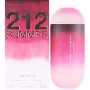 Women's Fragrances-Carolina Herrera 212 Summer EDT Perfume for Women