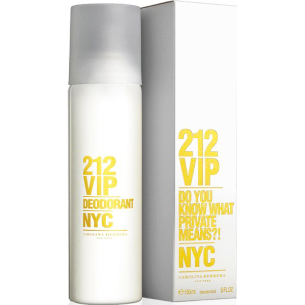 Carolina Herrera 212 VIP Deodorant Spray for Women