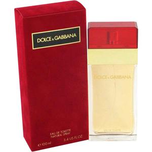 Women's Fragrances-Dolce & Gabbana Red EDT Perfume for Women